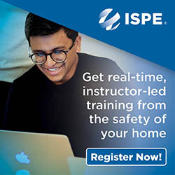 ISPE instructor Web